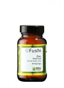 Fushi Whole Food Zinc – naturalny cynk