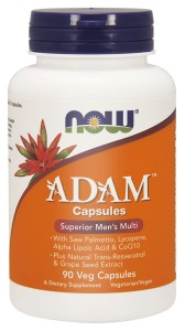 NOW Foods ADAM Multi-Vitamin for Men 90kaps