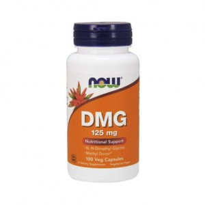NOW Foods DMG 125mg 100 kaps