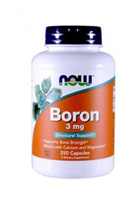 NOW Foods Boron 3 mg – 250kaps