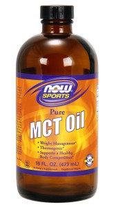 NOW Foods MCT Oil Pure – Olej MCT bezzap 473 ml