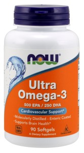 NOW Foods Ultra Omega 3