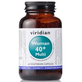 Viridian Woman 40+ Multi Witaminy complex