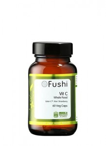 Fushi Whole Food Vitamin C – naturalna witamina C