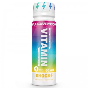 ALLNUTRITION VITAMIN SHOCK SHOT Kompleks witamin w płynie