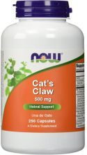 NOW Foods Cat's Claw Koci Pazur 500mg 250kaps