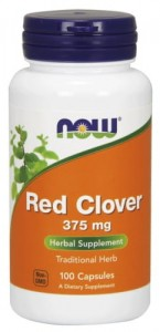 NOW Foods Red clover 375mg