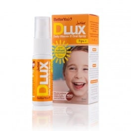 DLUX Junior w sprayu Witamina D