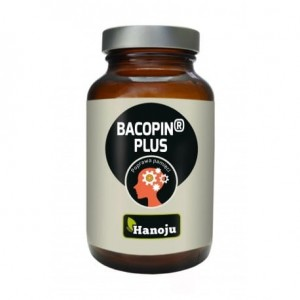 Hanoju Bacopin® Plus 90 kapsułek Bacopa Gingko, Piperyna